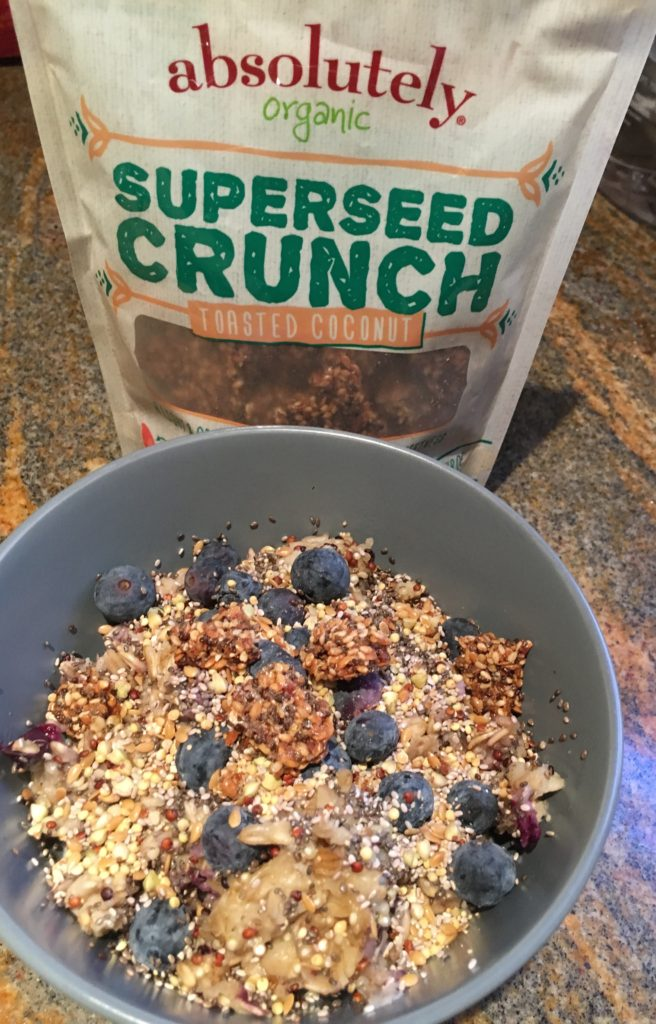 Organic Superseed Crunch review