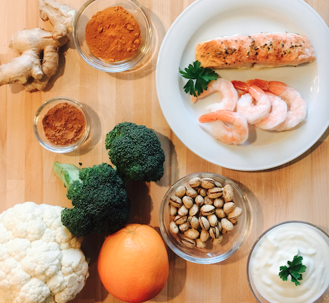 5 Foods to Boost Your Immune System