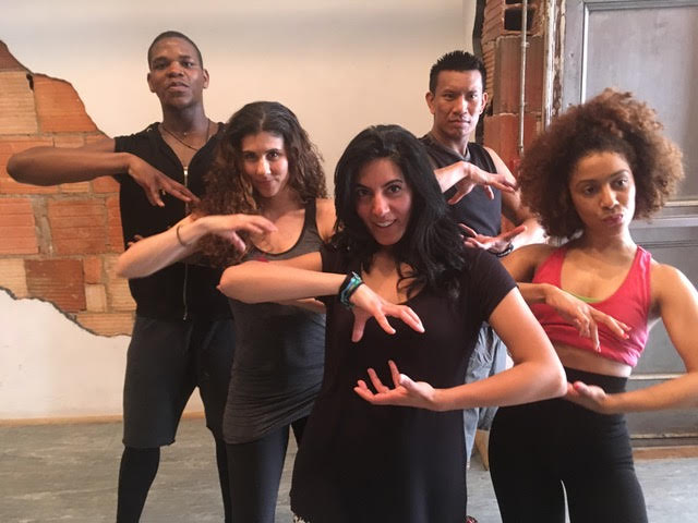 Garjana: A New Immersive Dance Workout and Fundraiser in NYC
