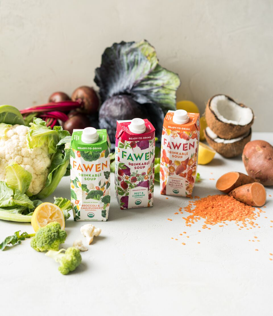 Latest Food Craze: Drinkable Soup from Fawen