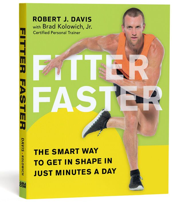 fitter faster book