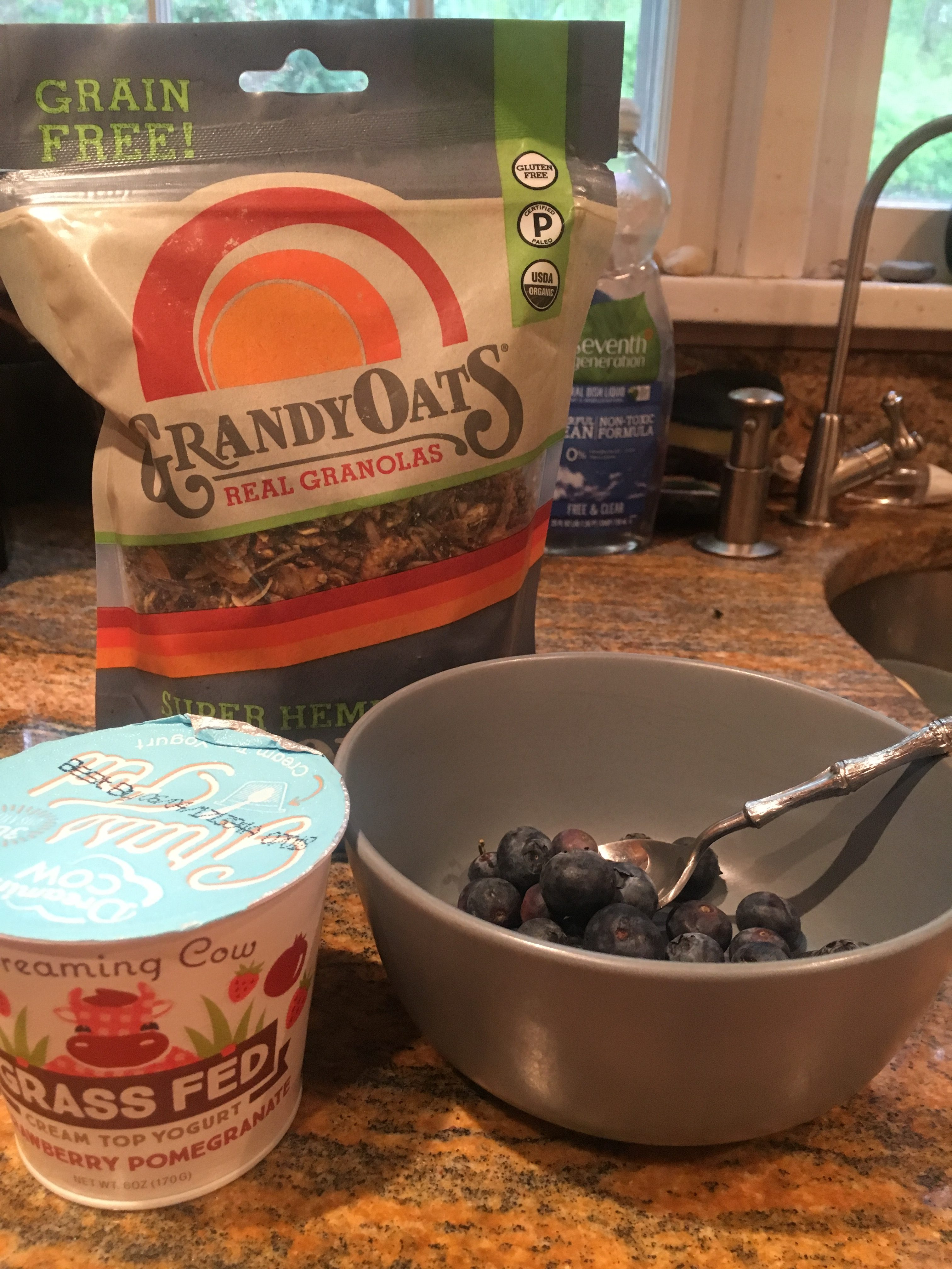 Healthy Start with Grain-Free GrandyOats