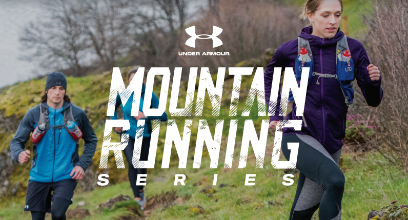 challenge yourself with the UA mountain running series