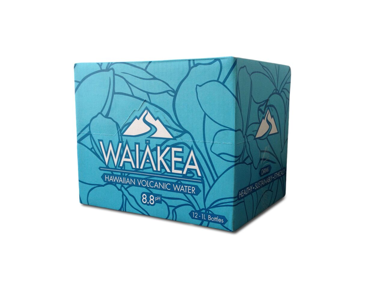 Artificially and Naturally Alkaline water: interview with Ryan of Waiakea Hawaiian Volcanic Water