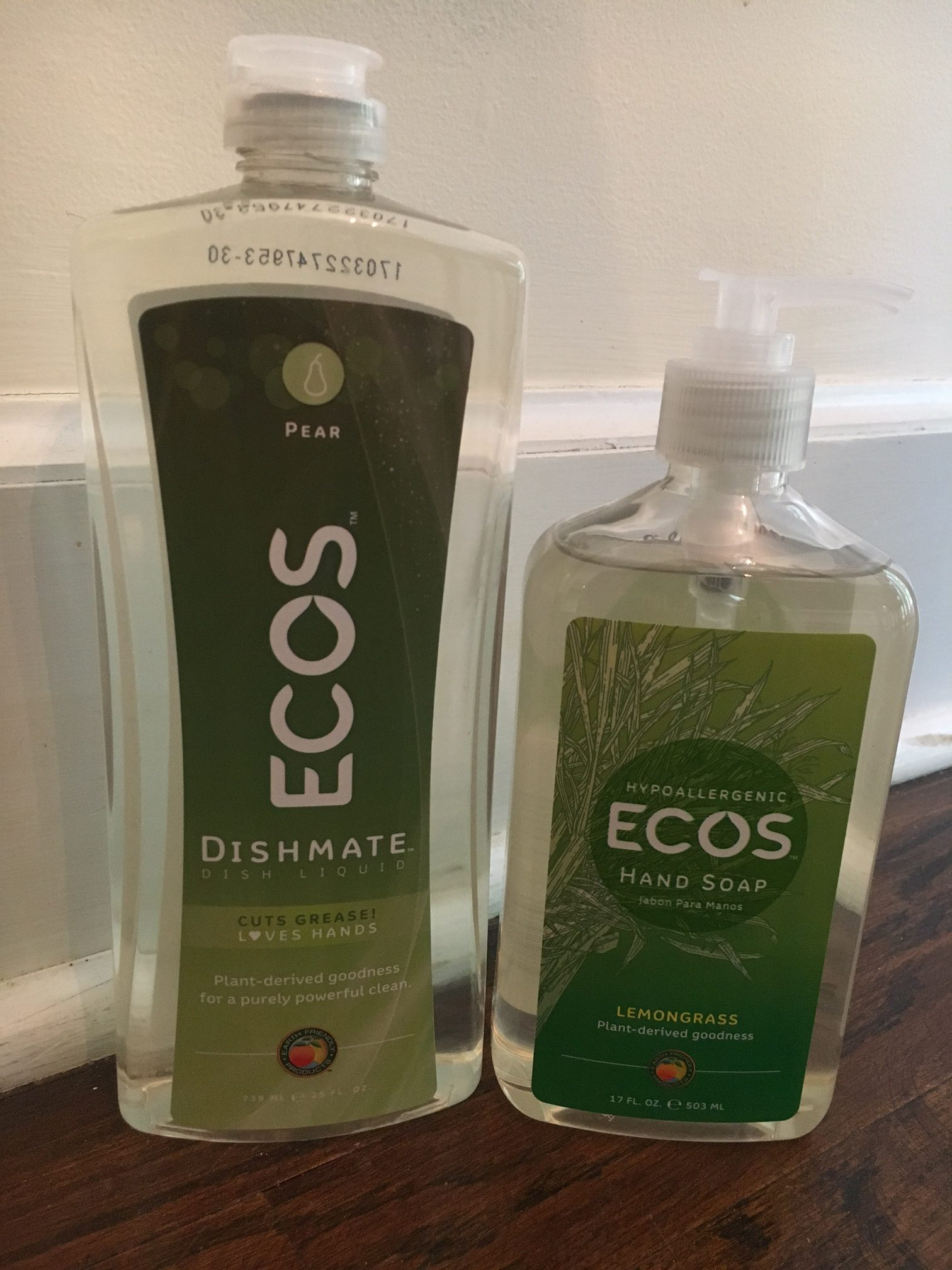 ecos products for a green home