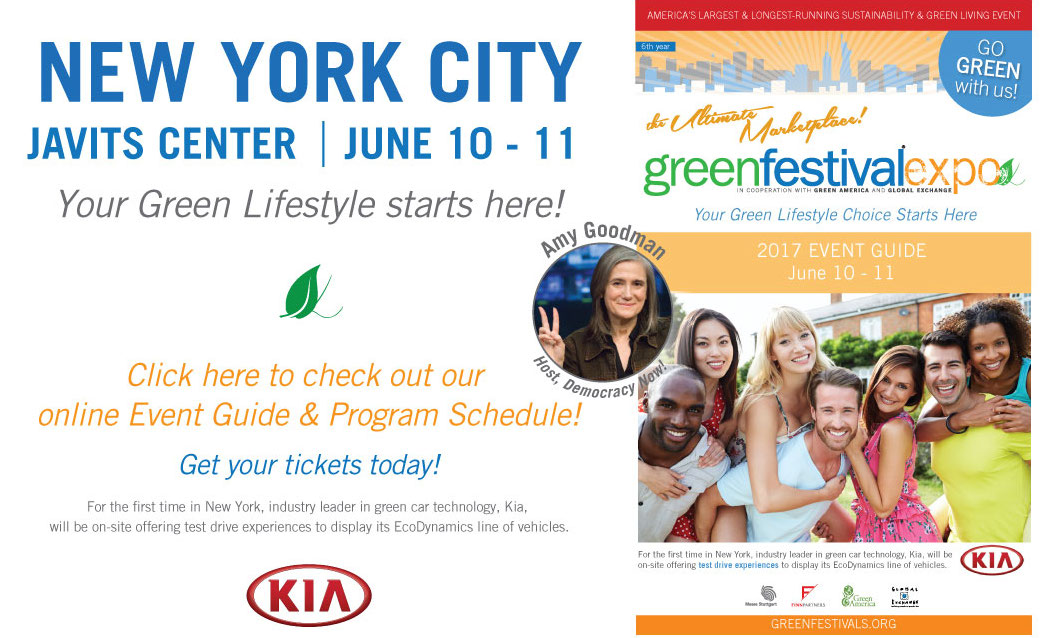 Green Festival Expo in nyc
