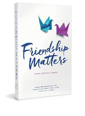 New Book Tackles the Importance of Friendship and an Interview!