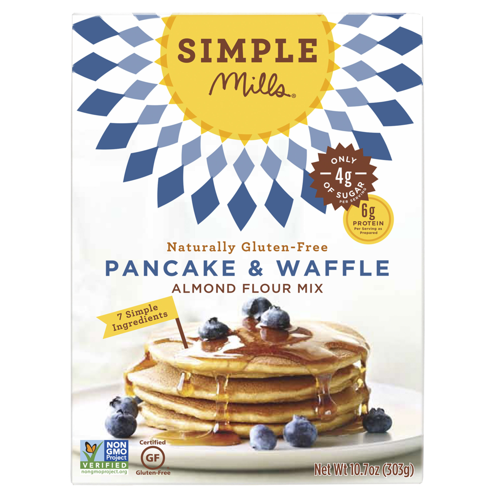 simple mills gluten-free pancakes