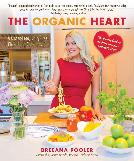 The Organic Heart Cookbook and an Interview