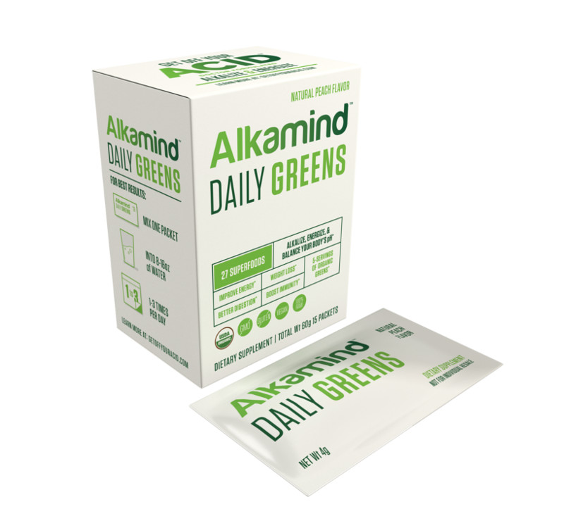 Alkamind Daily Greens review