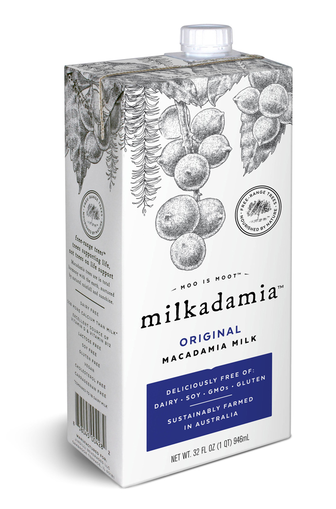 Making the Dairy Swap with Milkadamia