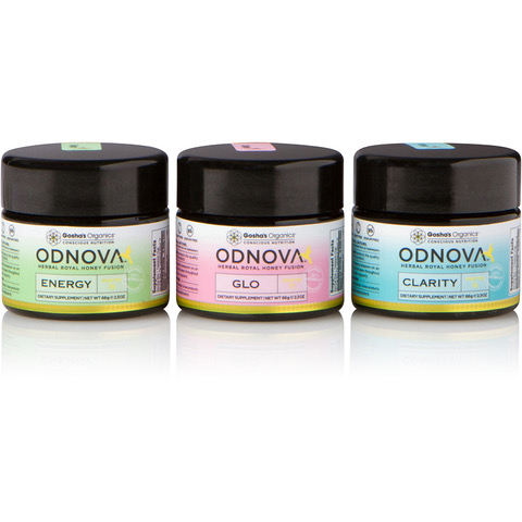 Nourish the Skin From Within with ODNOVA