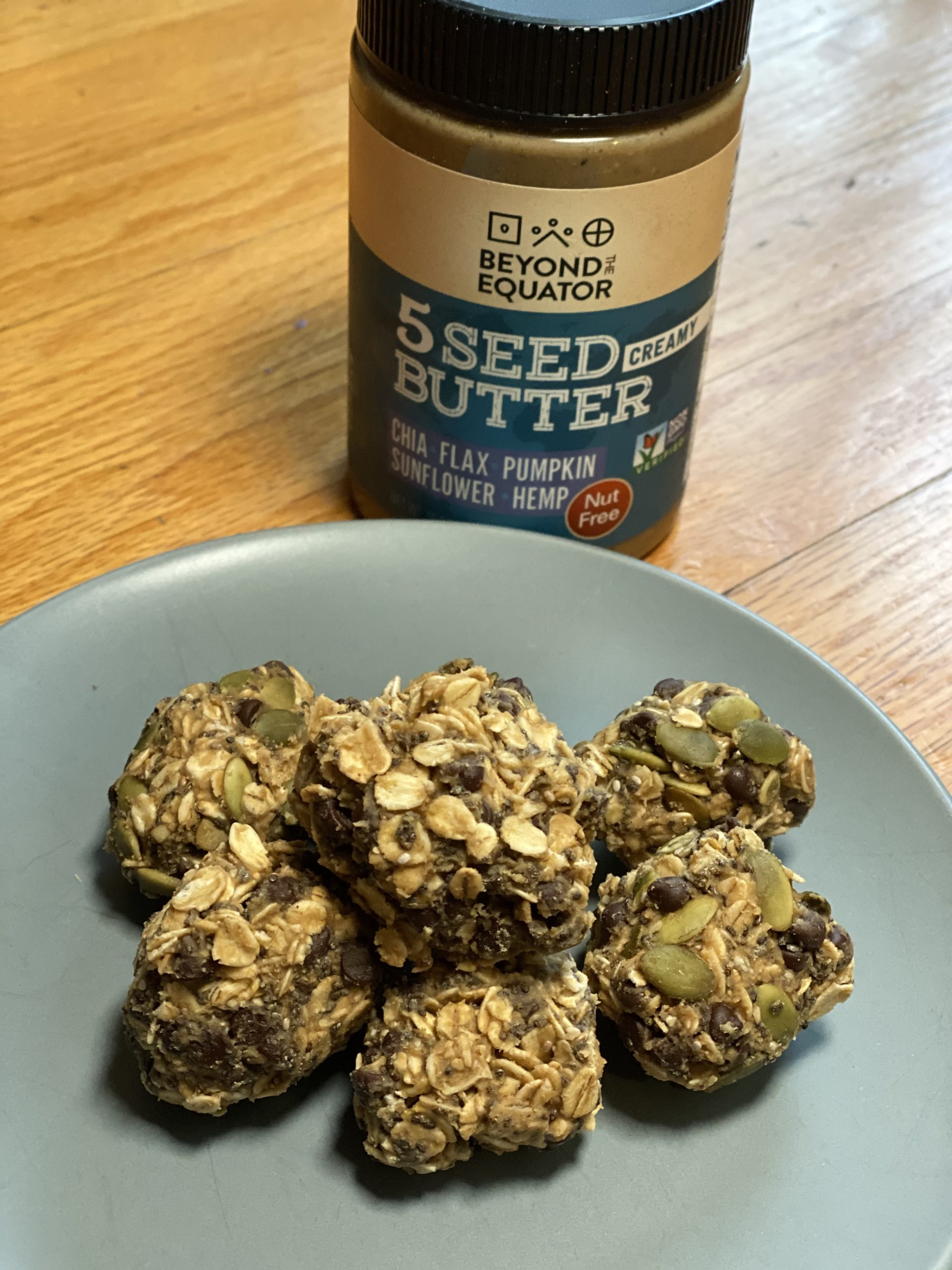 Enjoy the Power of Seeds with the 5 Seed Butter Spread + a No-Bake Energy Bites Recipe